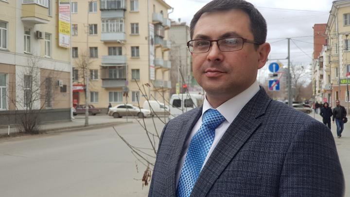 «Инвестиции, благоустройство, экология»: Роман Сергеечев — первый кандидат на пост главы Кургана