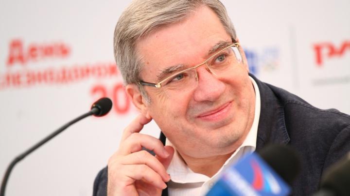Виктор Толоконский вышел на работу в мэрию Новосибирска