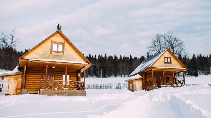 База отдыха «Сказка» приглашает провести Новый год на природе