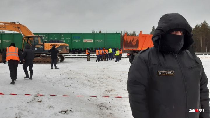 Экоактивисты: на Шиес приехал гендиректор «Технопарка» Евгений Пеняев решать кадровые вопросы