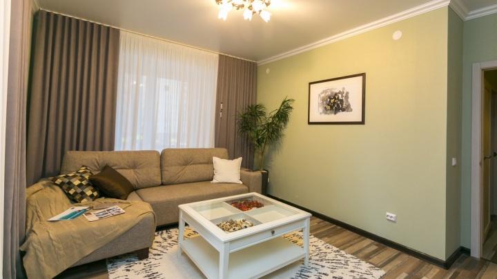 Месяц по цене нового iPhone: изучаем топ-5 самых дорогих квартир Красноярска, сдаваемых в аренду
