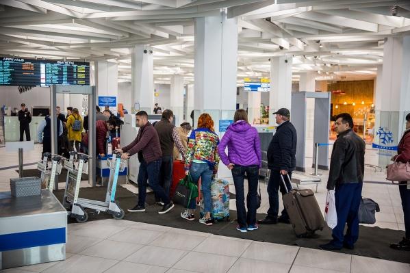Кроме Москвы и Санкт-Петербурга, в топ направлений вошли российские курорты