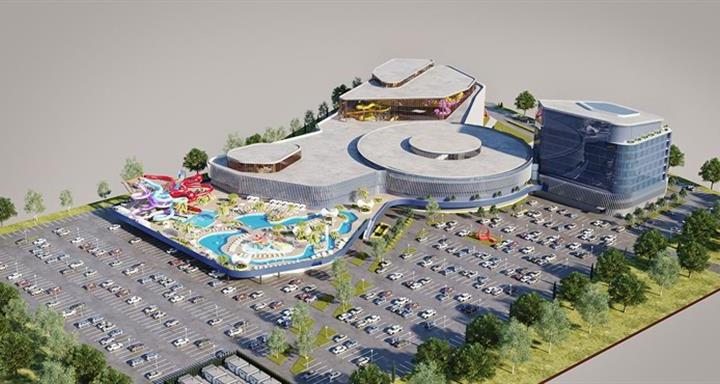 Строительство аквапарка в Красноярске мэр пообещал начать к лету