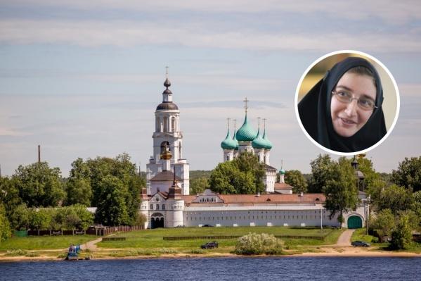 Монахиня ответила ярославскому депутату