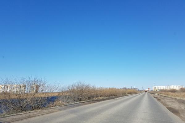 В Кургане 31,5 километра автодорог доведут до норматива в 2019 году