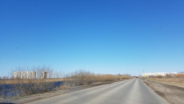 В Кургане отремонтируют дороги на восьми улицах