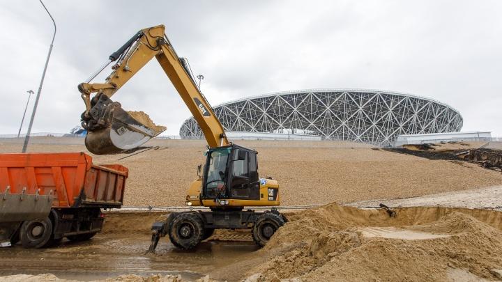 Руководитель строительства«Волгоград Арены»: «За небольшими исключениями стадион прошел проверку»