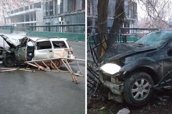 Виновник ДТП остался жив, а водитель отечественного автомобиля погиб из-за полученных травм