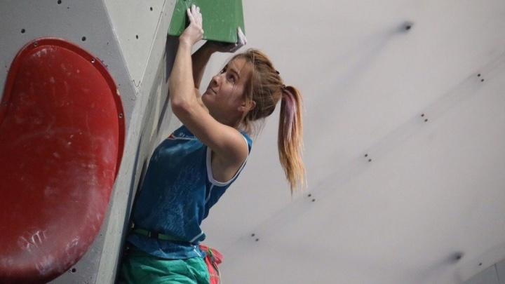 Екатеринбурженка завоевала серебро на чемпионате мира по скалолазанию