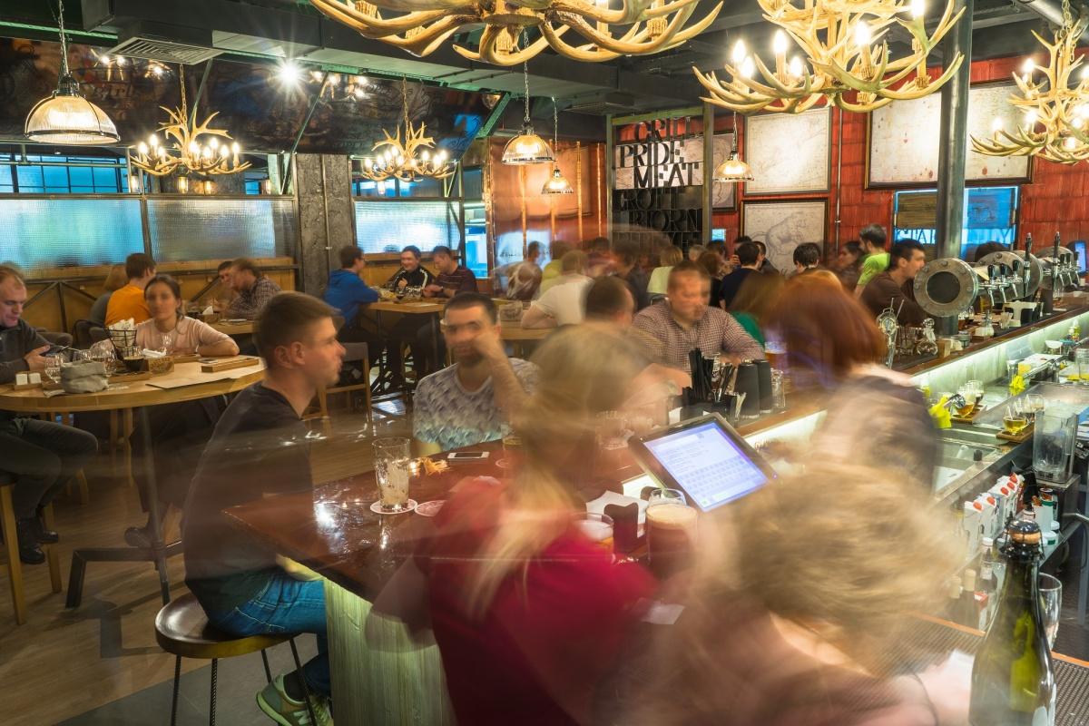За три годаGrott Bar успел стать культовым местом. Новое заведение откроется за соседней дверью