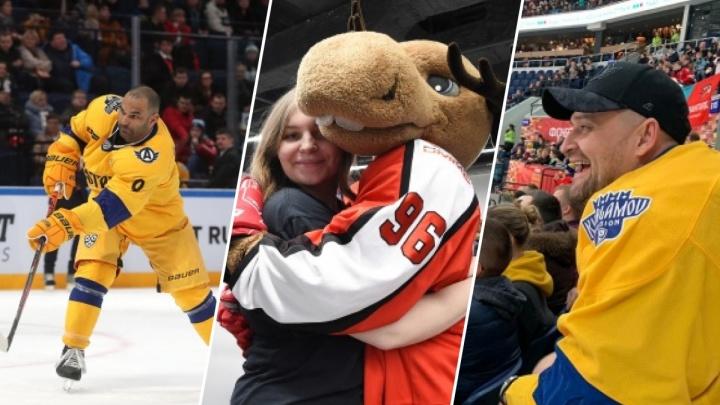 Хоккеисты «Автомобилиста» на звездном уик-энде КХЛ: рассказываем и показываем, как выступили наши