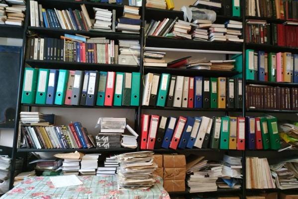 Документы о репрессированных хранятся в архиве «Мемориала»