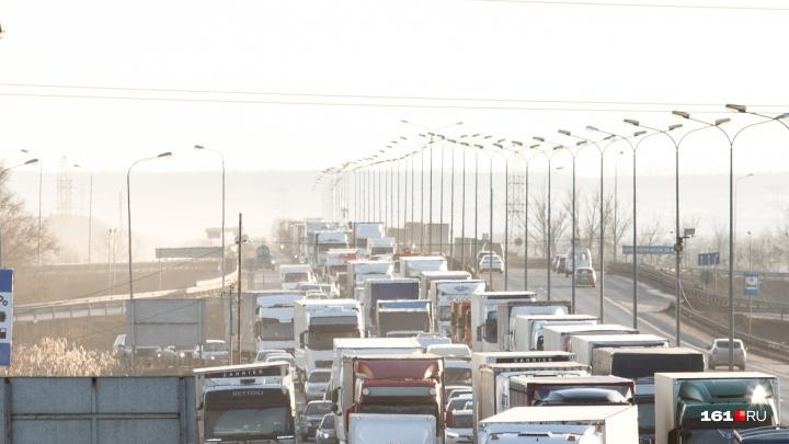 В Ростовской области временно перекроют часть моста на М-4 «Дон» для ремонта