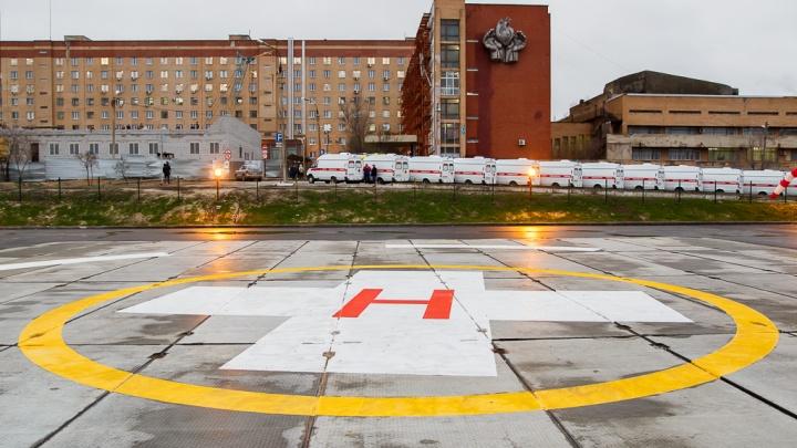 В Волгограде построят третий перинатальный центр