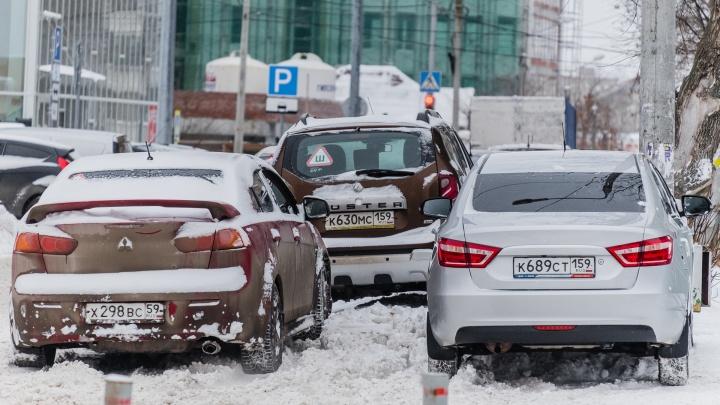 «До центра за сотку»: в Перми запустят каршеринг — сервис для кратковременной аренды автомобилей