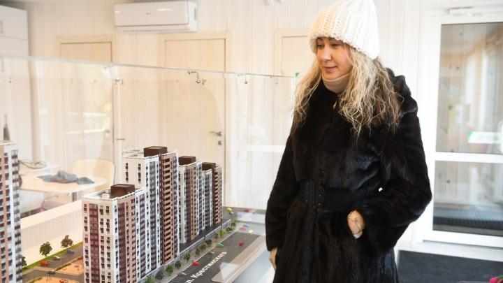 Перепланировка века: почему застройщик решился разделить четырехкомнатную на три отдельные квартиры