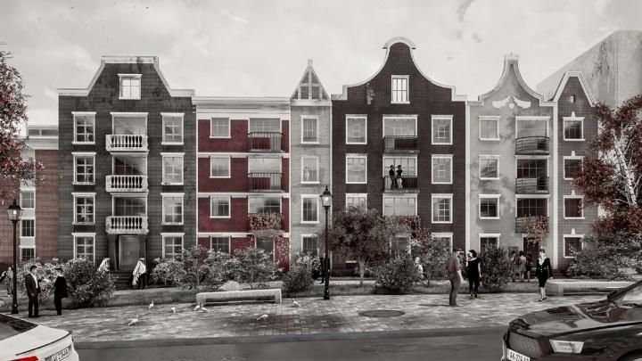 Челябинский архитектор придумал, как преобразить дома на гостевом маршруте. Смотрим и голосуем