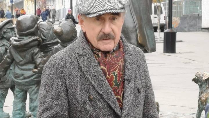В Самаре заметили ведущего программы «Следствие вели...» Леонида Каневского