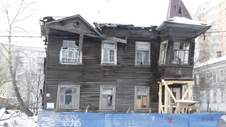 Депутат городской думы предложил сократить количество памятников архитектуры в Архангельске