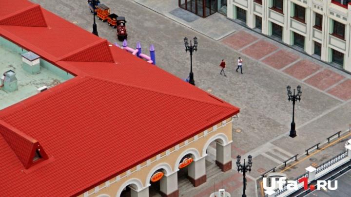 Уфа вошла в число городов с высоким качеством городской среды
