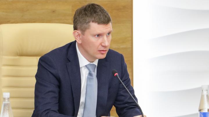 Губернатор Прикамья Максим Решетников может получить место в Правительстве РФ
