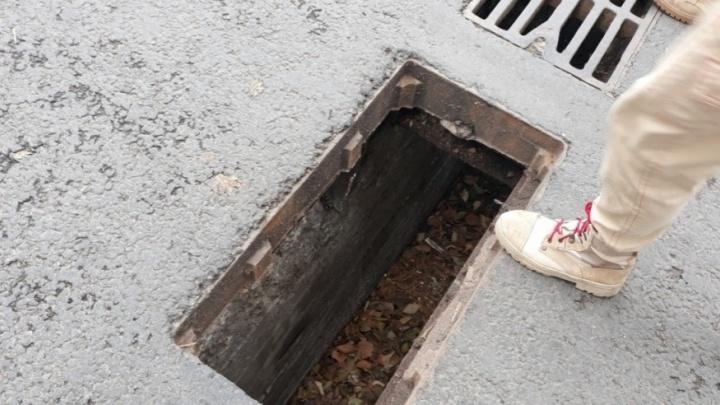 В Самаре поймали серийного похитителя ливневых решёток
