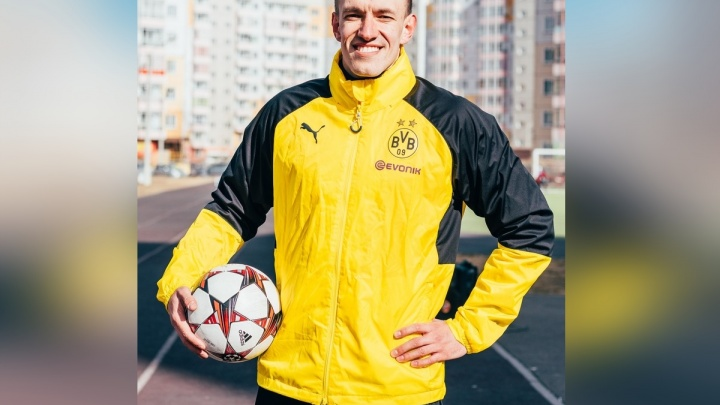 Красноярский тренер прошел отбор на открытие чемпионата мира по футболу