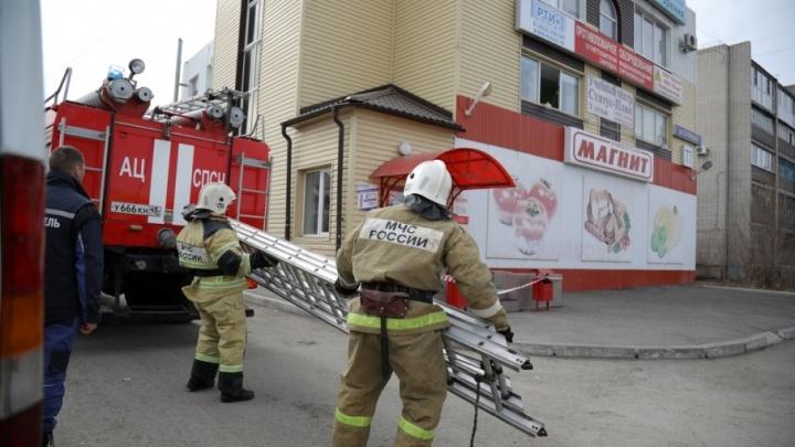 Следствие начало проверку по факту обрушения офисного здания в Кургане