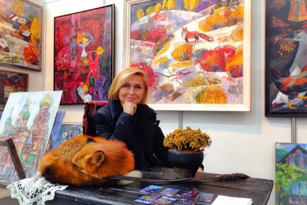 Свои работы представят 250 современных художников и мастеров