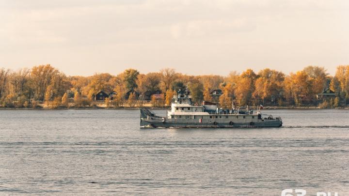 До весны: на Волге изменилось расписание движения пассажирских судов
