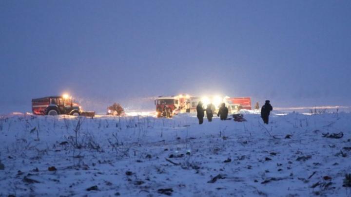 5 фактов и 3 вопроса о крушении пассажирского самолёта в Подмосковье