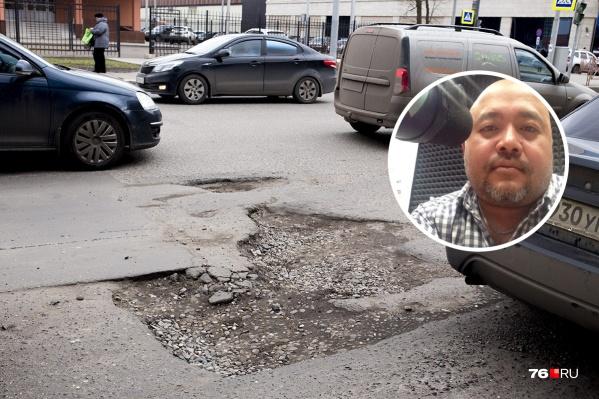 Общественник Темур Абдуллаев опросил подрядчиков и сформулировал их мнение в одной колонке