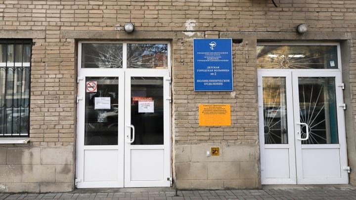 В Ростове детскую больницу переделали в изолятор из-за коронавируса