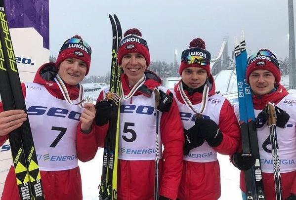 Новосибирский лыжник выиграл молодежный чемпионат мира