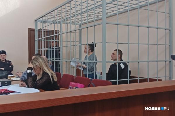 Вера Бегун отказывалась признать свою вину и настаивала на своей невиновности