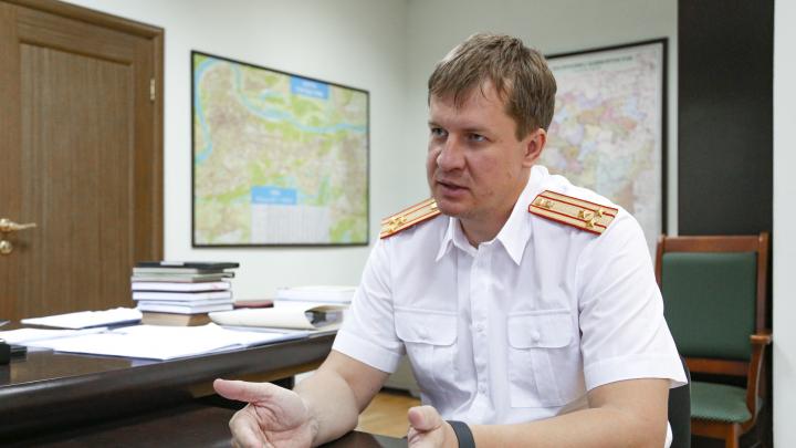 Главный следователь Башкирии: «Конечно, иногда хочется кого-то допросить»