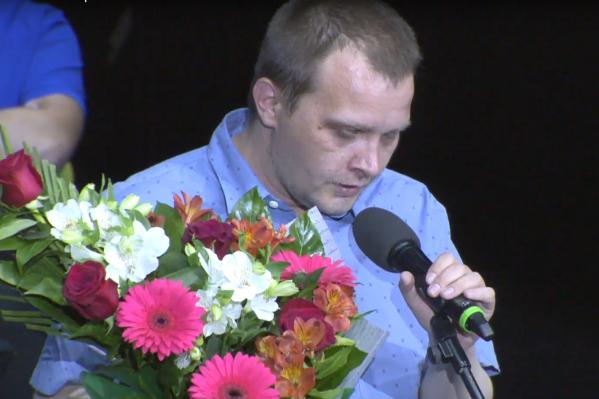 За роман Алексея Сальникова проголосовали три члена жюри