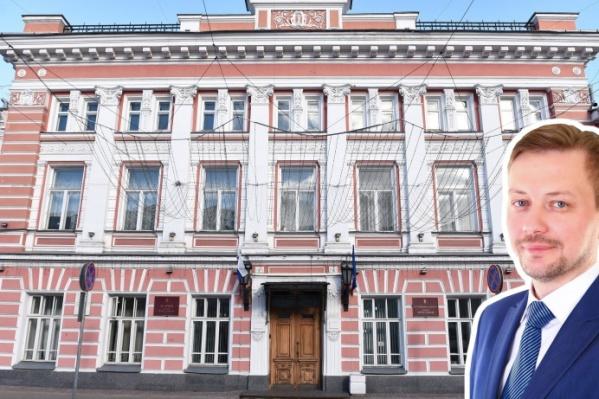 В мэрии Ярославля Ринат Бадаев проработал не так долго