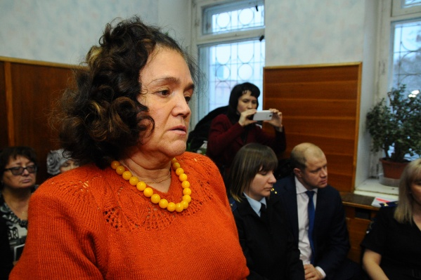 Зиля Булатова заявила, что боролась за права пайщиков кооператива