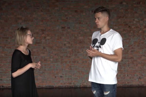 Новосибирская журналистка Рита Логинова в беседе с Юрием Дудём рассказала о том, как решилась на отношения с мужчиной, обнаружившим у себя ВИЧ