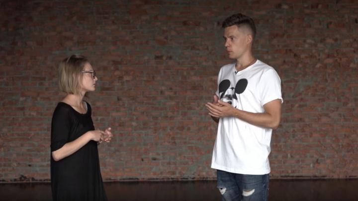 Новосибирская журналистка и её молодой человек появились в программе Дудя об эпидемии ВИЧ