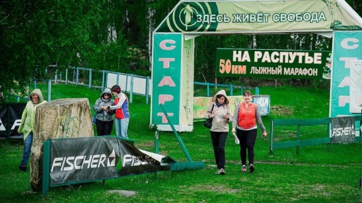 Компас, карта и электронный чип: 74.ru протестировал полигон спортивного ориентирования