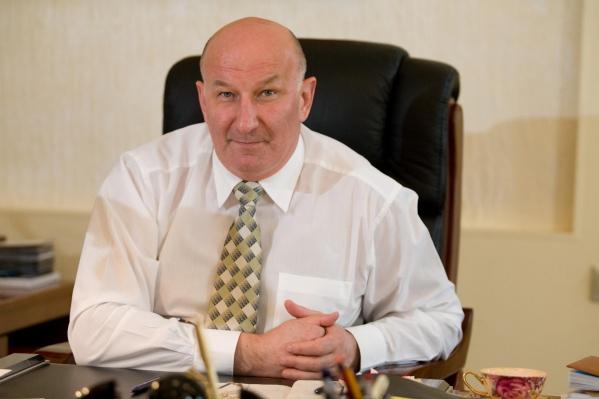 Артюхов возглавлял КрасГМУ с 2004 года