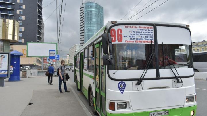 В Новосибирске появился бесплатный Wi-Fi в автобусах: скоро сеть будет на улицах и в парках