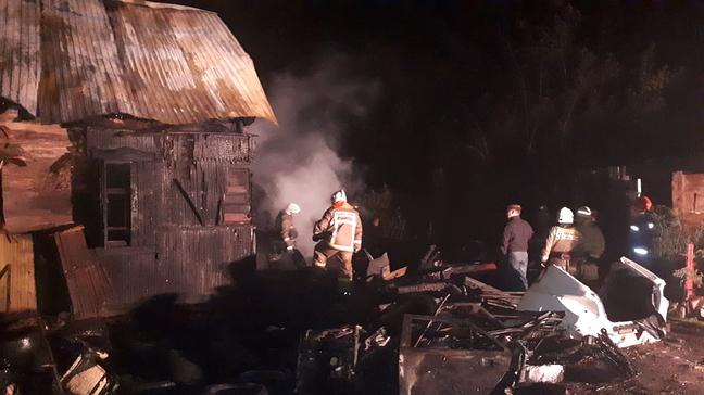 Возбуждено уголовное дело: в Уфе гибелью на пожаре трех взрослых и ребенка занялся следком