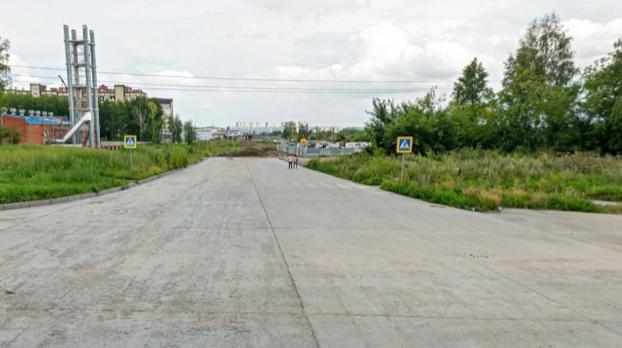 Новую дорогу на «Родниках» оценили почти в 80 миллионов
