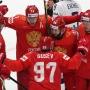 ЧМ-2023 по хоккею пройдет в Санкт-Петербурге
