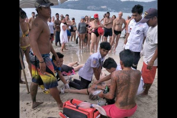 После случая на пляже северодвинку госпитализировали