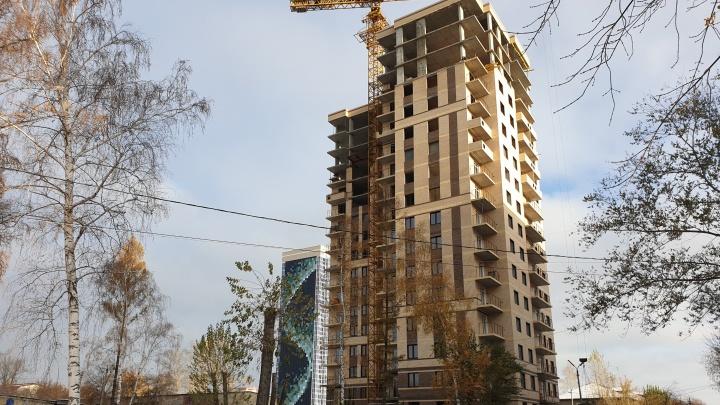 В популярном ЖК осталось всего 17 квартир