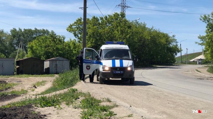 «Военных-то много здесь живёт»: Росгвардия обследовала пакет с гранатой, обнаруженный в Челябинске